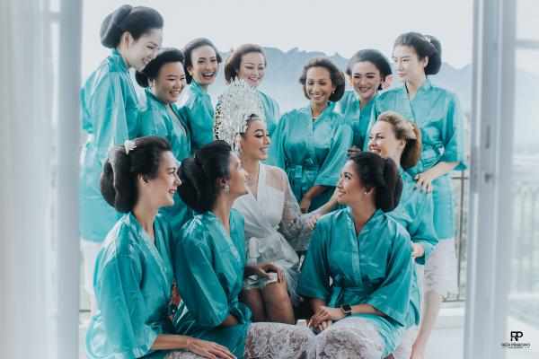 Royal Wedding - Miss Universe Indonesia 2013